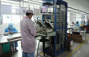 Factory Cable Assembly Workshop (2)