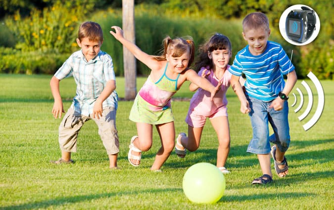 Child gps tracking solutions