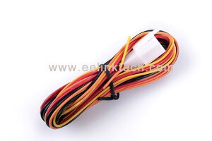 TK119 vehicle tracker power cable