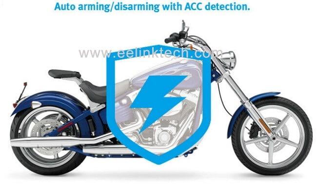 TK119-W 3g car gps tracker acc detection