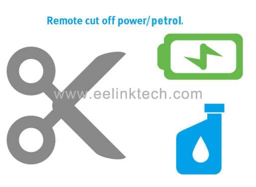 TK119-W GPS Tracker 3G sim for Vehicle WCDMA cut off power petrol