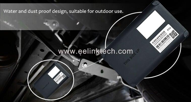 PT26 rechargeable magnetic IP67 waterproof gps tracker ip67 waterproof and dust proof