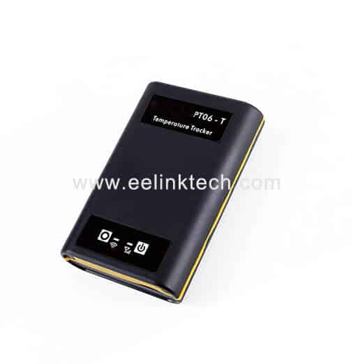 PT06-T gps tracke with temperature sensor