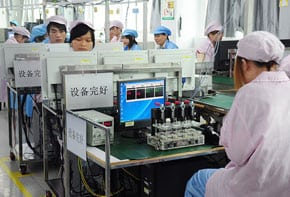 Factory Cable Assembly Workshop