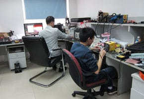 Office and Laboratory