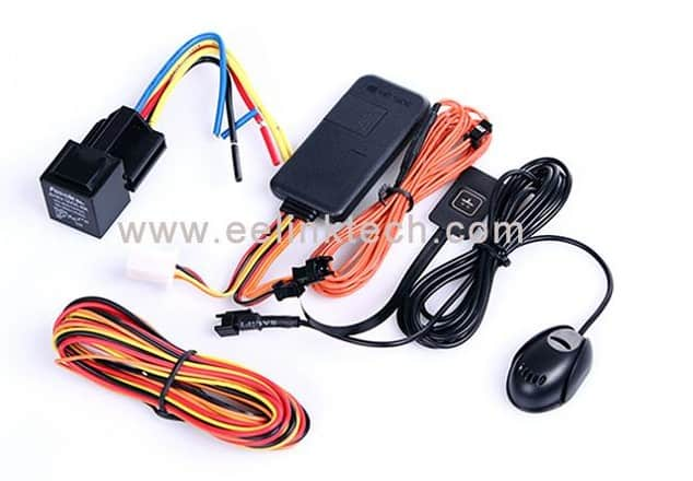 TK116 sms car gps tracking system..3