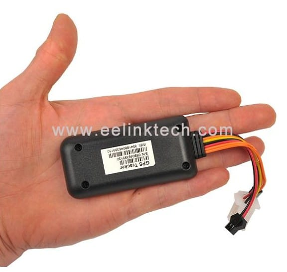 TK116 sms car gps tracking system