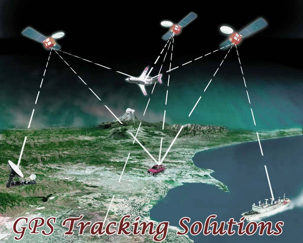 Gps Tracking Solutions
