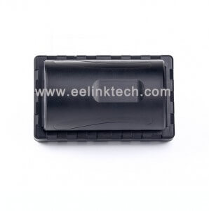 Magnetic gps tracker for car