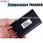 PT06-T GPS Smart Track device temperature monitoring