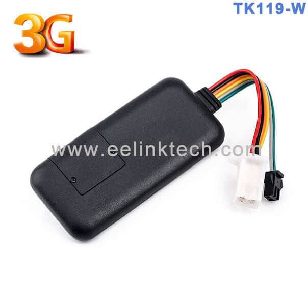TK119-W 3G GPS Tracke- Eelink rolls out 3G enabled GPS tracking devices in Canada, Japan, Singapore, South Korea